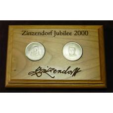 Zinzendorf Commemorative Plaque