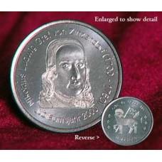 Zinzendorf Commemorative Coin